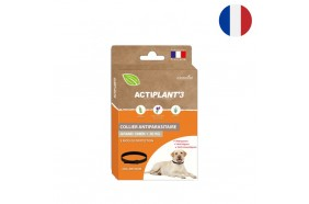Collier antiparasitaire ACTIPLANT'3 - Grands chiens +30Kg
