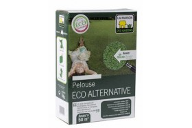 Pelouse eco alternative