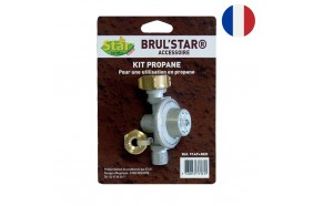 Kit propane Brul'star - 914P + RED