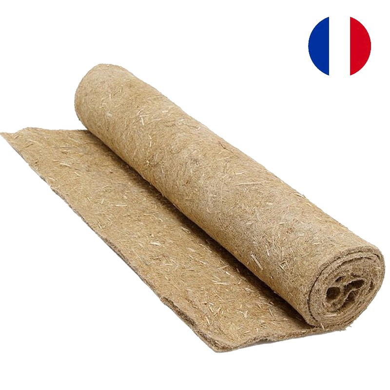 Paillage naturel CHANVRELIN® 0,50 x 5m - Nortene