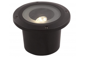 Spot led encastrable Rubum Noir