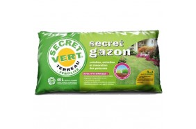 Terreau gazon Bio - Secret Vert  40 L