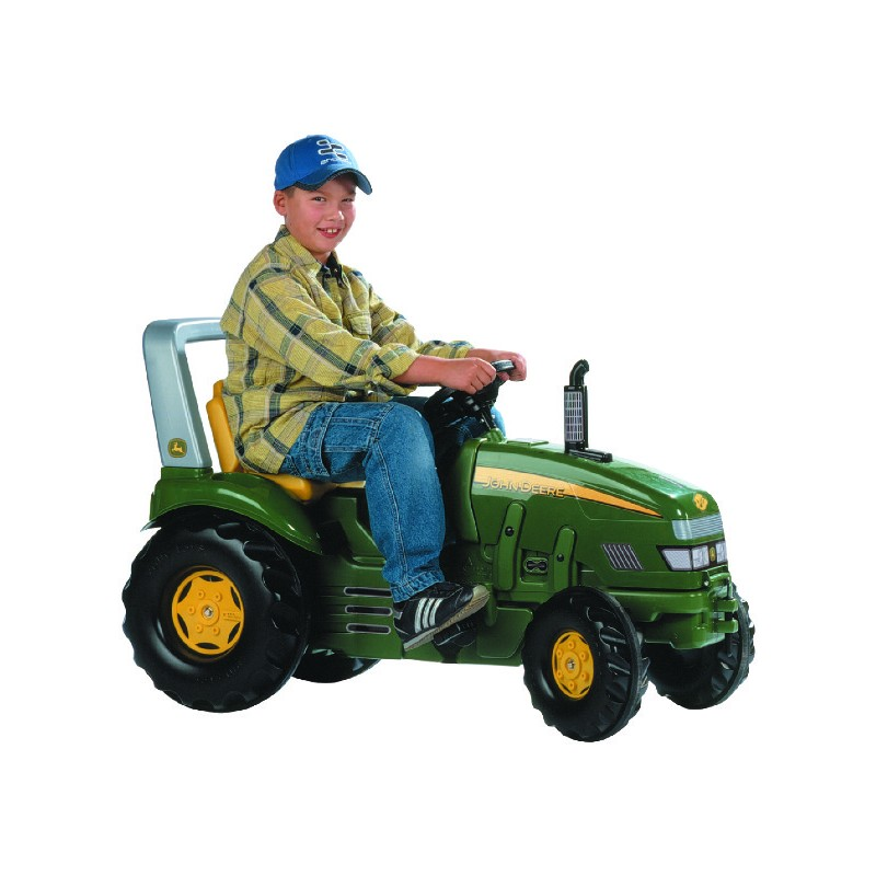 tracteur pour enfant p dales x trac john deer jardinerie bergon. Black Bedroom Furniture Sets. Home Design Ideas