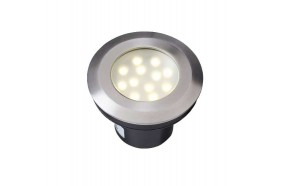 Projecteur encastrable Aureus 12V LED blanc