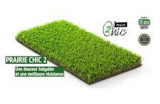 Gazon synthétique Green Touch Prairie CHIC 2®
