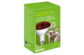 Lampe infrarouge 150W rouge