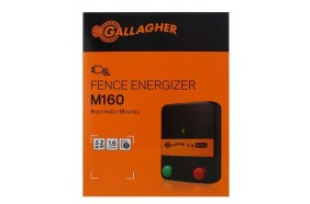 M160 electrificateur - Gallagher