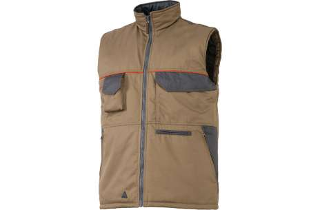 Gilet chaud Mach corporate be