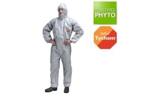 Combinaison protection TYCHEM®  F